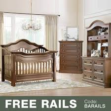 Davenport Convertible Crib Baby Appleseed 4 Nursery Set Millbury 3 In 1 Convertible