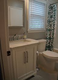 bathroom vanity height with vessel sink bathroom decoration