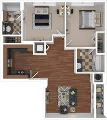 4 bedroom apartment floor plans floorplans rio west austin 2 3 4 bedroom apartments
