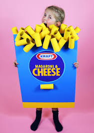 Kraft Halloween Appetizers Kraft Macaroni And Cheese Costume Lilyshop By Jessie Daye
