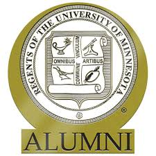 alumni pin of minnesota bookstore