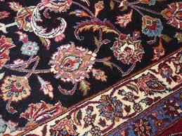 tappeti pregiati tappeto tradizionale a motivi in seta rettangolare mashad