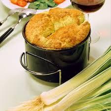 poireaux cuisiner soufflé aux poireaux recettes cuisine française