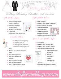 Free Wedding Planner Book 1 Wedding Planning Checklist 12 To 6 Months Before Download Our