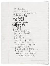 the unknown notebooks of jean michel basquiat the new york times