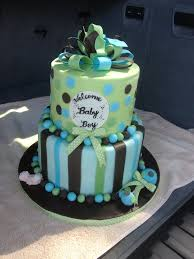 baby shower cake for boy pinterest