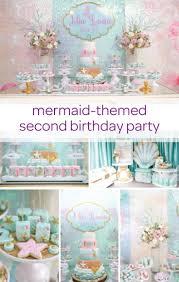 girl birthday ideas mermaid birthday party unique party themes birthday party