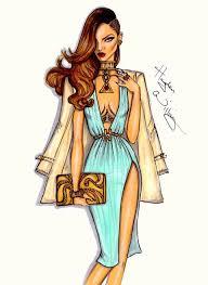 cute fashion drawings fashion sketch at a time cute