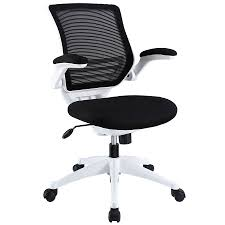 white fabric office chair ede fabric black white modern office chair eurway