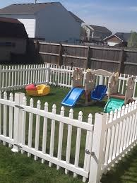 Dog Playground Equipment Backyard by Our New Play Area Fence Within A Fence The Toddlers Play In