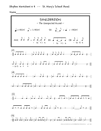 13 best images of learning rhythm worksheets music theory rhythm
