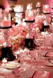 Black Table Centerpieces by 139 Best Pink Table Styling Images On Pinterest Marriage Tables