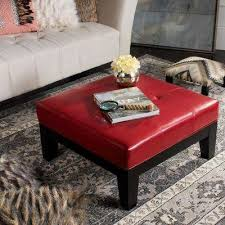 Coffee Table Or Ottoman - ottomans living room furniture the home depot