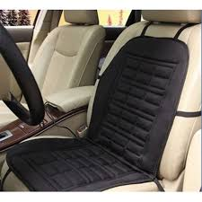 Electric Heated Cushion Car Winter Heated Cushion Front Covers Pad Seat Cushion Electric