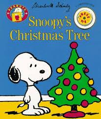 snoopy tree snoopy s christmas tree peanuts 9780694009077