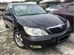 toyota camry 2002 value toyota camry 2002 e 2 0 in kuala lumpur automatic sedan black for