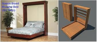 Twin Wall Bed How To Build A Murphy Bed