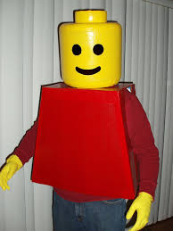 halloween costumes for him lego man costume 8 steps with pictures