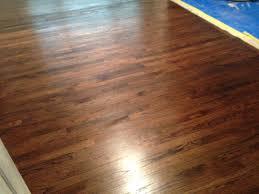 flooring refinishing oak floors yourself buffing vs