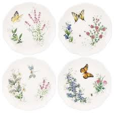 do you the lenox butterfly meadow herbs dessert plates in stock
