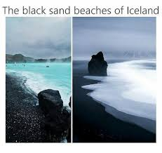 Iceland Meme - the black sand beaches of iceland meme on sizzle