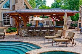 outdoor kitchen idea enchanting backyard kitchen ideas lovely home renovation ideas