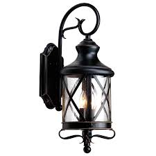 Shop Allen Roth Specialty Bronze by Lighting Magnificent Lowes Outdoor Lighting With Exciting New