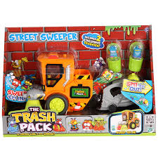trash pack street sweeper granville island toy company