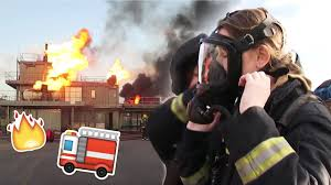 a day in the life of a firefighter vlog youtube