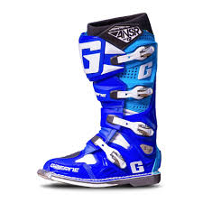answer motocross boots answer gaerne sg 12 boots blue cyan available at motocrossgiant com