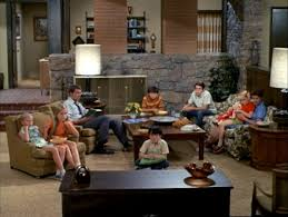 The Brady Bunch House Floor Plan Did The Brady Bunch House Living Room Have A Conversation Pit Or