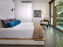 Diy Platform Bed Storage Ideas by Stupendous Diy Platform Bed With Storage Decorating Ideas Images
