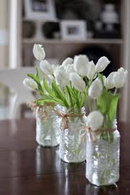 Flower Vases Centerpieces 10 Ways To Make Mason Jar Flower Arrangements