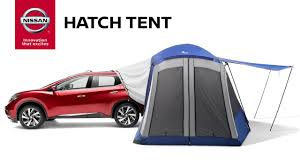nissan accessories for x trail hatch tent genuine nissan accessories youtube