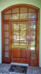 Refinish Exterior Door Wood Front Door Refinishing Covington Louisiana