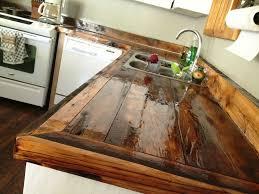 diy wood countertops for kitchens ideas e new countertop trendsnew