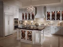 Pictures Of White Kitchen Cabinets With Granite Countertops Make Your Kitchen Warm With Antique White Kitchen Cabinets U2014 Home