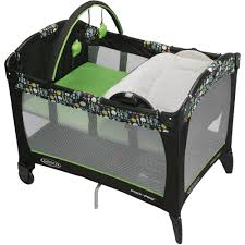 Graco Pack And Play With Changing Table Graco Pack N Play Connect Portable Bouncer With Bassinet