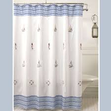 Transparent Shower Curtain Bathroom Lovely Autenthic Art Nautical Shower Curtains For