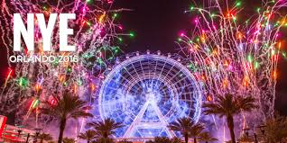 new years party in orlando magic kingdom new years fireworks from different locations on
