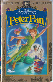 peter pan video disney wiki fandom powered by wikia