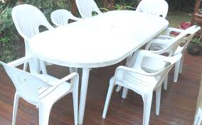chaise de jardin blanche 10 trucs pour nettoyer les chaises de jardin blanches