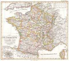 Maps France by The Family History Guide
