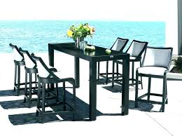 bar style patio furniture outdoor bar style outdoor furniture