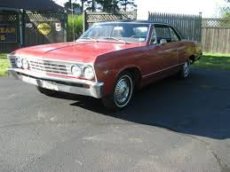 Barn Fresh Cars Find Used Barn Fresh 1967 Chevelle Malibu Original And Stock Must
