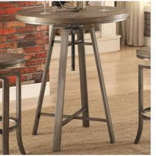 Pub Bar Table Pub And Gathering Tables Dining Room Gilworth Furniture
