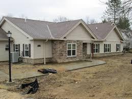blossom hill inc shows off north royalton homes for mentally