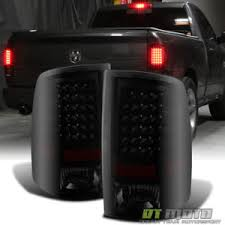 dodge ram led tail lights black smoke 2009 2018 dodge ram 1500 2010 2018 2500 3500 led tail