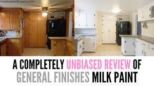 what is best paint finish for kitchen cabinets a completely unbiased review of general finishes milk paint