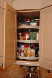 Storage Solutions For Corner Kitchen Cabinets Corner Kitchen Cabinet Solutions Corner Kitchens And